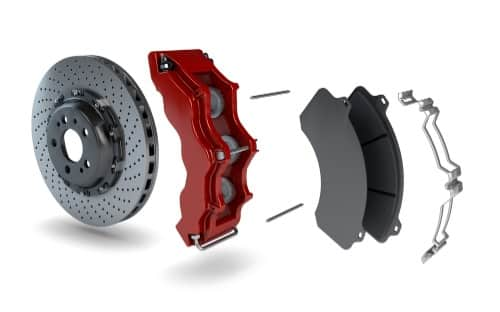 Best Brake Pads For Towing Ford RAM Silverado