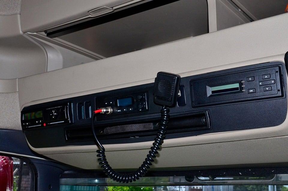 Truck CB Radio