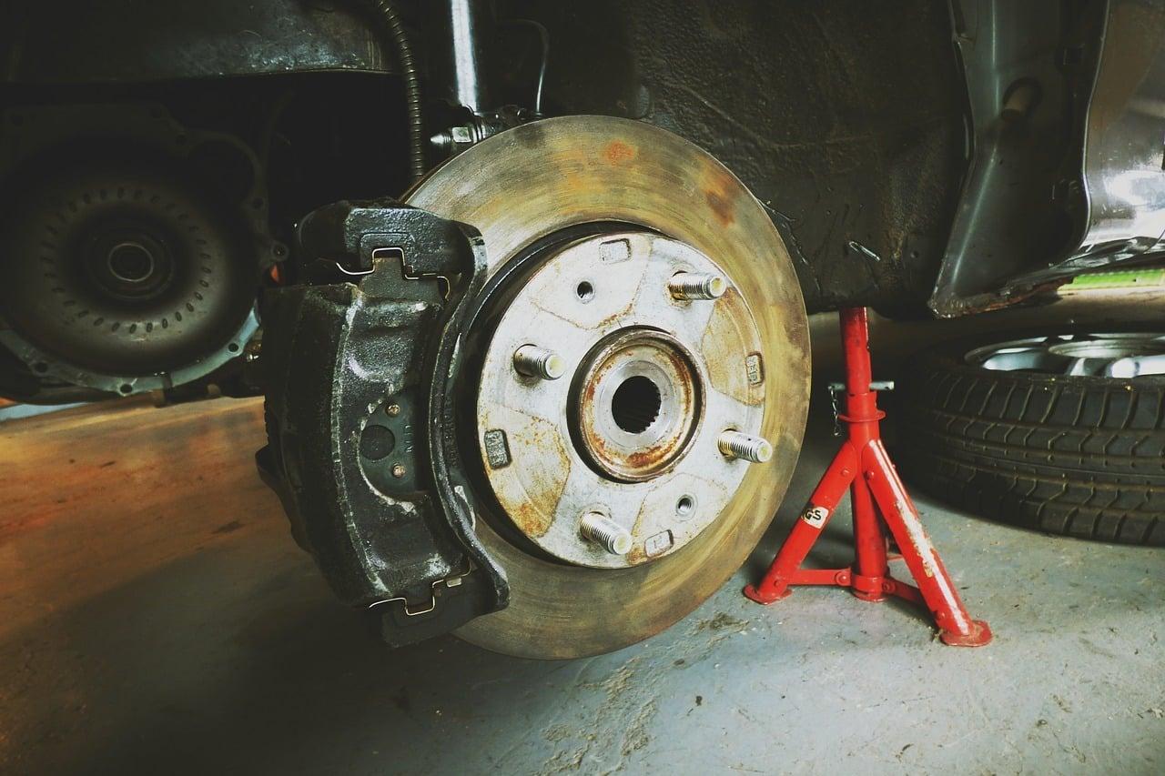 Brake pads comparison
