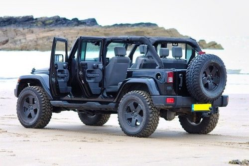 Best Lift Kit For Jeep Wrangler TJ & suspension systems