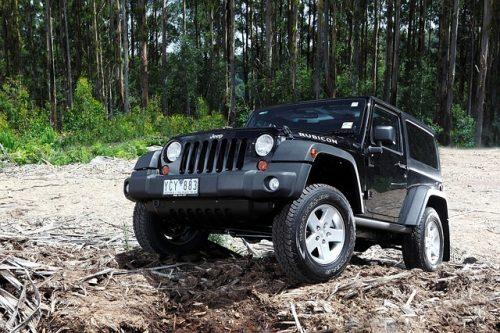 Jeep Wrangler TJ Shocks Review