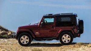 Lift Kit For Jeep Wrangler TJ