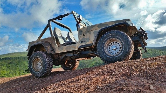 jeep tj suspension systems