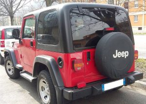 Best Jeep Tire Covers