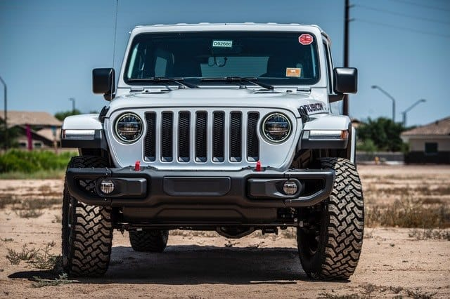 Jeep soft top review