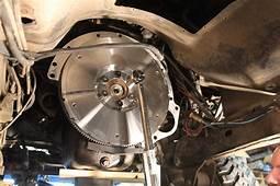 replacing flywheel on Jeep
